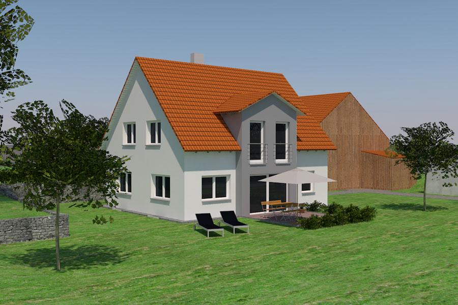 bautr ger architekten festpreis wunschhaus amberg. Black Bedroom Furniture Sets. Home Design Ideas